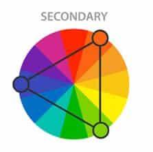 couleurs secondaires
