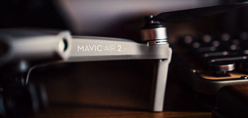 test mavic air 2