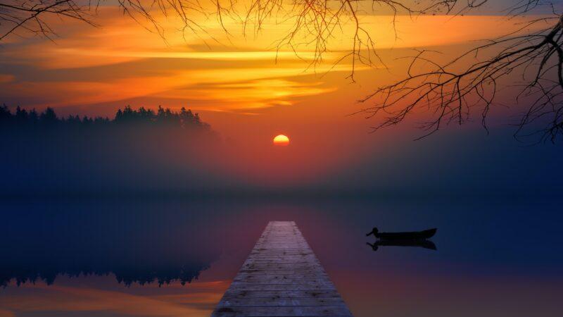comment photographier un coucher de soleil