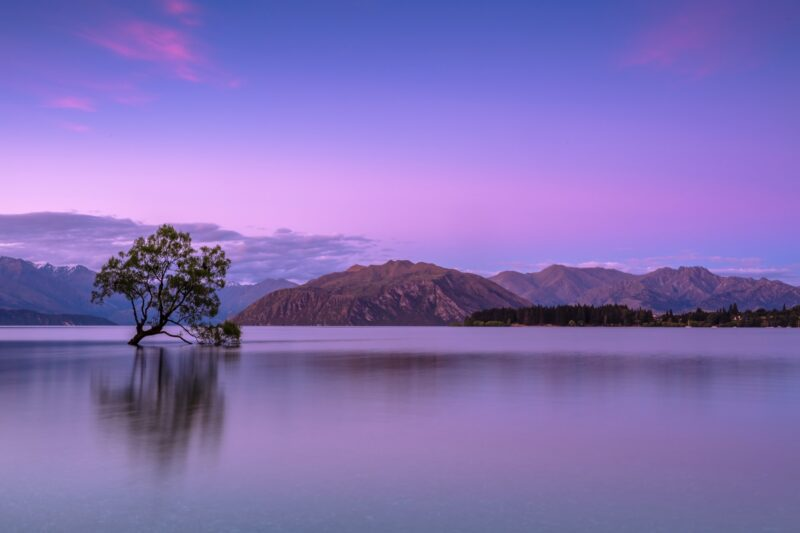 magnifique photographie de paysage